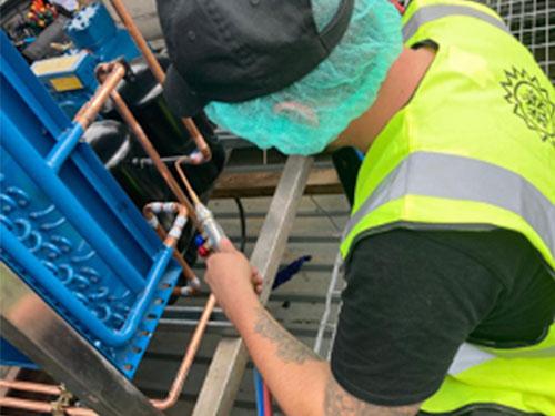 water chiller repair