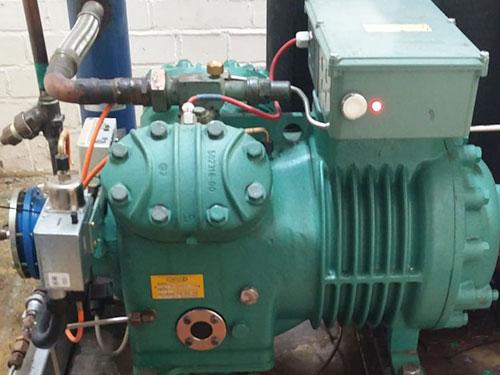commercial refrigeration compressor