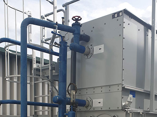ammonia condenser replacement experts in derby