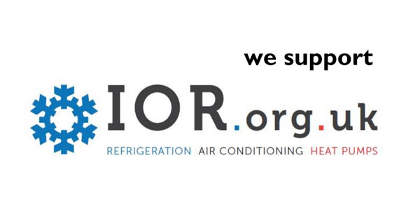 ior logo, refrigeration, air conditioning, heat pumping and allied technologies and fields.
